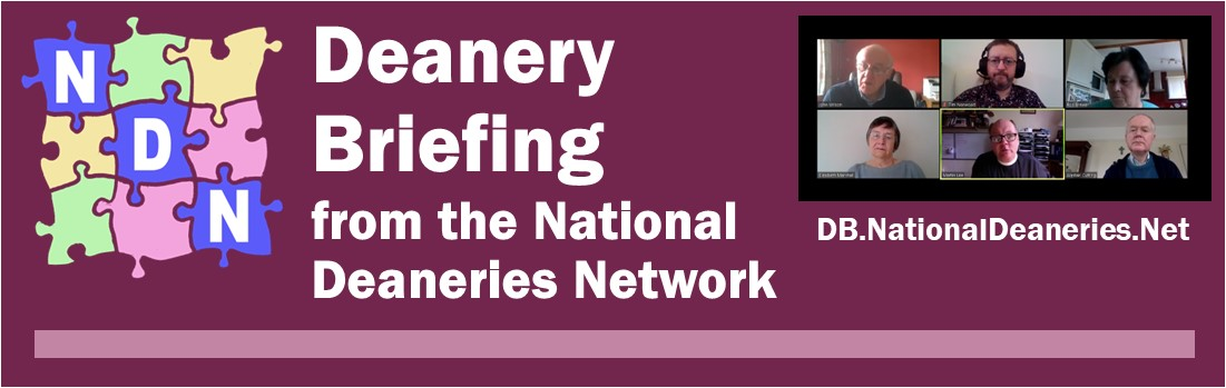 Deanery Briefing Logo