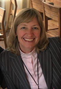 Revd Canon Yvonne Richmond Tulloch